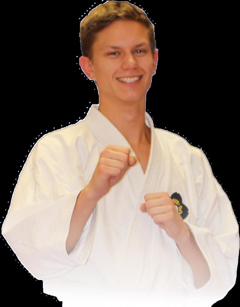 Selbstverteidigungslehrgang - Trainer Florian Hollerith